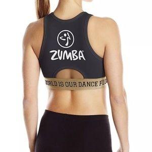 ZUMBA dancing sports bra